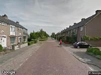 112 melding Ambulance naar Bosch in Zwijndrecht