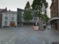 Brandweer naar Pancratiusstraat in Heerlen