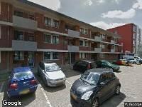 112 melding Brandweer naar Hudsonstraat in Arnhem