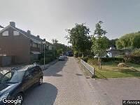 Ambulance naar Westersingel in Spijkenisse