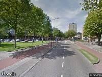 Ambulance naar Sweelinckplein in 's-Hertogenbosch