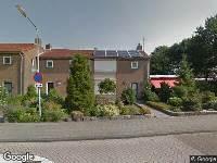 112 melding Ambulance naar Meidoornstraat in Ooltgensplaat