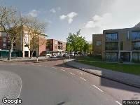 Brandweer naar Hogenkampsweg in Zwolle