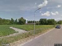 112 melding Besteld ambulance vervoer naar Sint Pietersweg in Nieuwe-Tonge