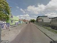 Ambulance naar Burgemeester H v Sleenstraat in Brielle