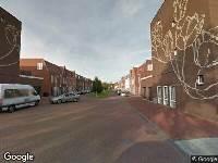 112 melding Ambulance naar Lambertus Huisengastraat in Purmerend