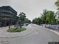 Brandweer naar Monseigneur Nolensplein in Venlo