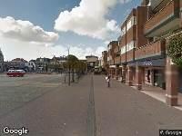 Ambulance naar Wilhelminaplein in Naaldwijk