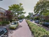 112 melding Ambulance naar IJsvogellaan in Leidschendam