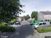 Ambulance naar Weidemolen in Hoorn