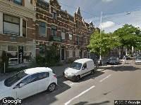 Traumahelikopter naar Bergweg in Rotterdam