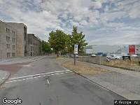 Politie naar Van Oldenbarneveldtstraat in Arnhem vanwege aanrijding met letsel