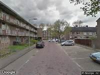 112 melding Brandweer naar Dedelstraat in Arnhem