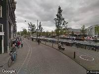 112 melding Ambulance naar Amstel in Amsterdam