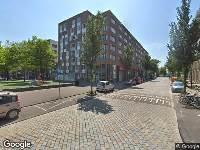 112 melding Besteld ambulance vervoer naar Johan van der Keukenstraat in Amsterdam