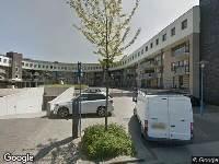 Brandweer naar Burgemeester Custersstraat in Roermond