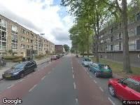 Brandweer naar Engelandlaan in Haarlem