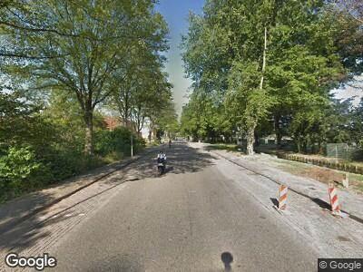Ambulance naar Van IJsendijkstraat in Purmerend