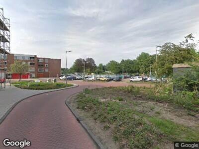 Ambulance naar Maasdrielhof in Amsterdam