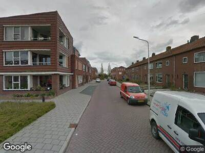 Ambulance naar Bernhardstraat in Groot-Ammers