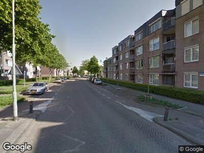 Ambulance naar Annastraat in Boxtel