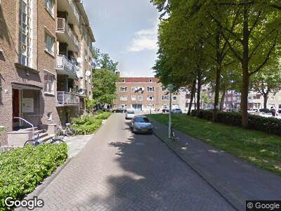 Ambulance naar Kijkduinstraat in Amsterdam