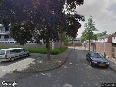 Ambulance naar Willem de Zwijgerlaan in Zevenaar