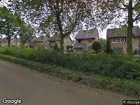 112 melding Ambulance naar Perweide in Udenhout