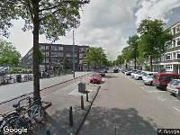 Ambulance naar Willem Buytewechstraat in Rotterdam