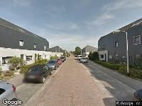 112 melding Ambulance naar Metslawierstraat in Tilburg