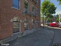 Ambulance naar Hugo de Grootkade in Amsterdam