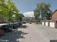 112 melding Politie naar Griegstraat in Tilburg vanwege overval