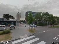 Ambulance naar Winston Churchilllaan in Spijkenisse