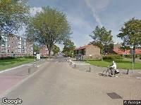 112 melding Ambulance naar Melis Stokelaan in Alkmaar vanwege ongeval met letsel