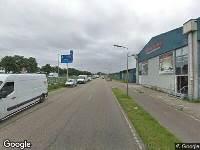 Brandweer naar Haarlemmerstraatweg in Halfweg vanwege stankoverlast