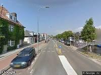Brandweer naar Lange Herenvest in Haarlem