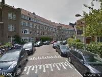 112 melding Ambulance naar Corellistraat in Amsterdam