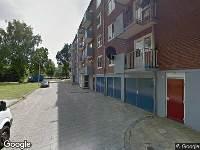 112 melding Ambulance naar Generaal Smutslaan in Tilburg
