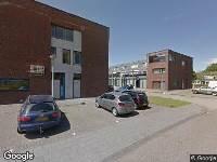 112 melding Politie naar Zinkseweg in Spijkenisse vanwege ongeval met letsel