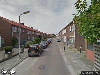 112 melding Brandweer naar Karel Doormanstraat in Alphen aan den Rijn