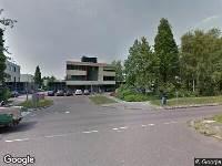Ambulance naar Churchillsingel in Vlaardingen