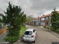 Brandweer naar Jacob van Lennepstraat in Spijkenisse