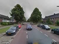 Ambulance naar Vaartbroek in Eindhoven