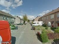 Ambulance naar Jurapad in Helmond