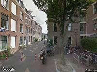 Brandweer naar Vierwindendwarsstraat in Amsterdam vanwege brand