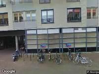 112 melding Ambulance naar De Waag in Dordrecht