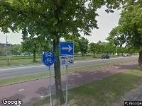 112 melding Ambulance naar Van Tienhovenstraat in Schiedam