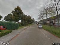 Traumahelikopter naar Guido Gezellelaan in Oosterhout