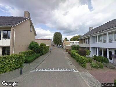Ambulance naar Schubertlaan in Rosmalen