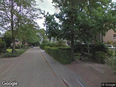 Ambulance naar Populierenlaan in Rosmalen